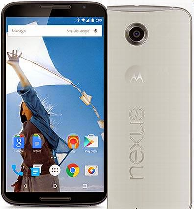 Google Nexus 6, smartphone, google smartphone
