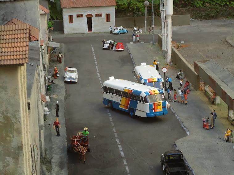 Miniaturas do ônibus Cermava 2ª ediçao 2013