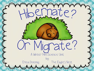 http://www.teacherspayteachers.com/Product/Hibernate-Or-Migrate-A-Winter-Mini-Science-Unit-999007