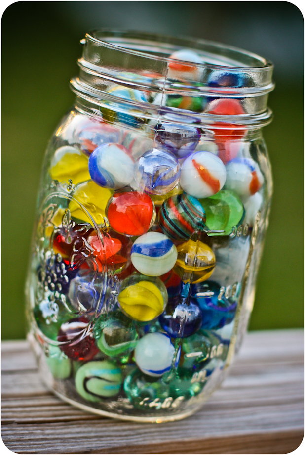 Jar Of Marbles Story : You know how we re an art family losing our marbles