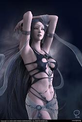 Dama De La Oscuridad