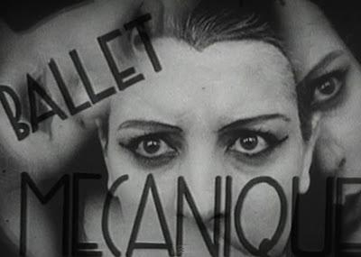 Ballet Mécanique (1924) Fernand Léger & Dudley Murphy
