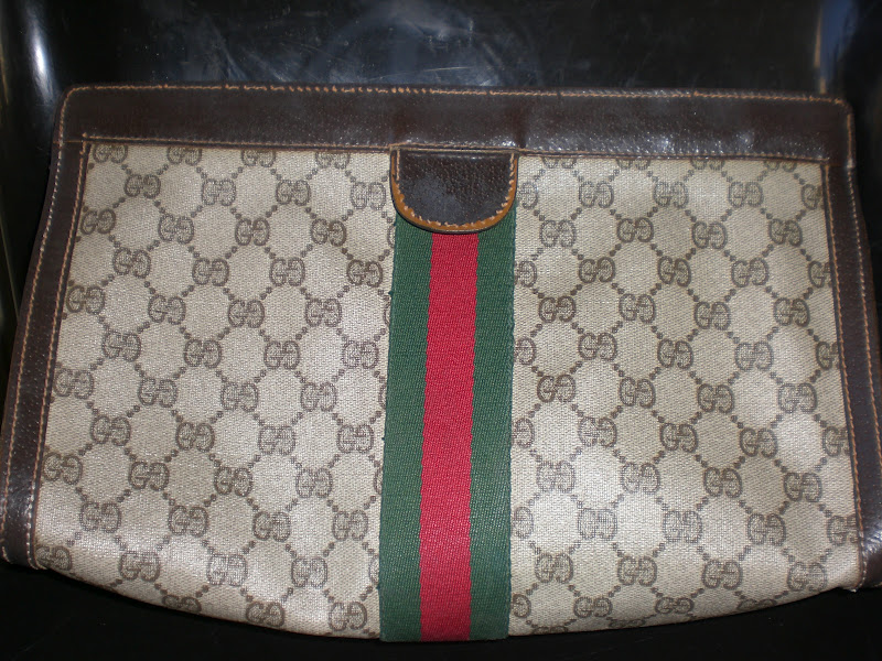 Gucci Logo Wallpaper Green And Red Vintage Gucci Brown Logo Red