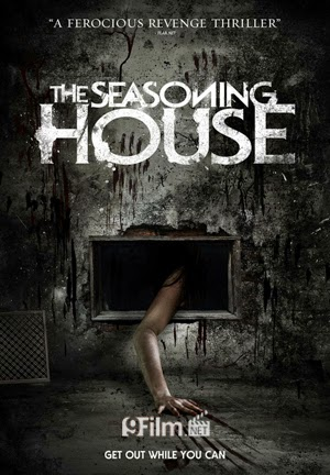 The Seasoning House 2012 poster