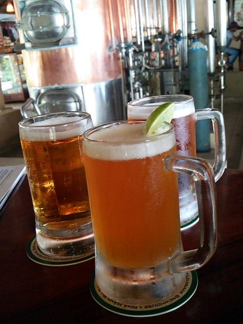 ルイジアナ・ブリューハウス(Louisiane Brewhouse) beer