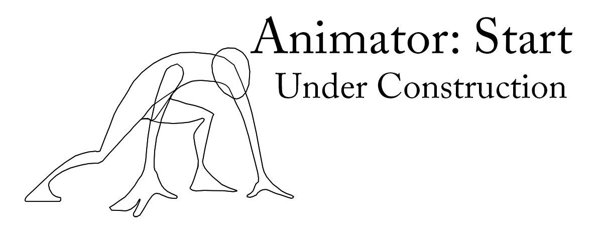 Animator Start