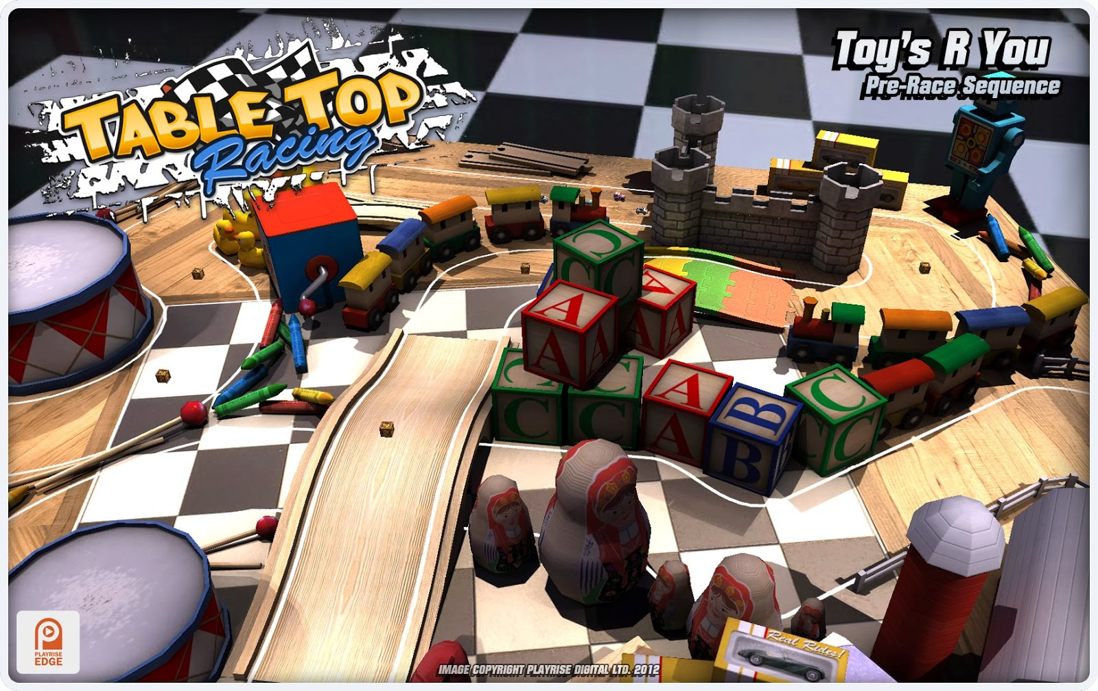 Table Top Racing v1.0.10 Android Hile MOD APK indir