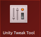 Unity Tweak Tool icono
