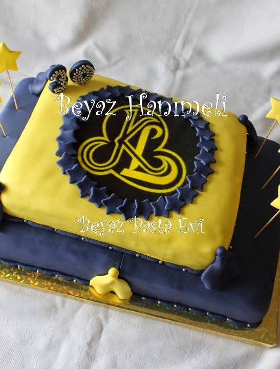 30.yıl kutlama pastası