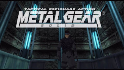 4. Metal Gear Solid