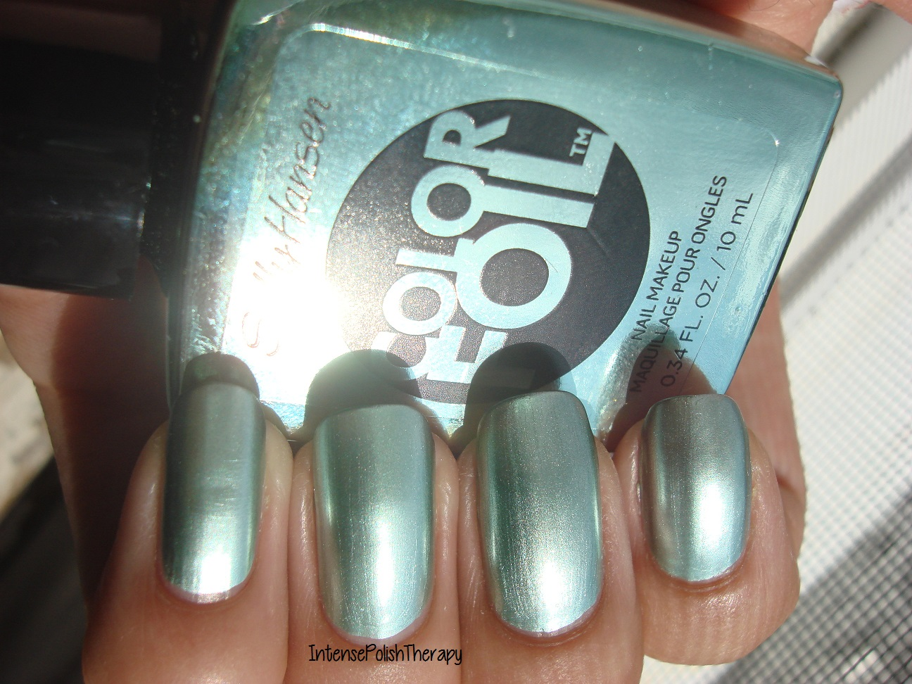 Sally Hansen - Minted Metal