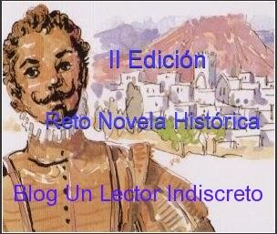 II Edición Reto de Novela Histórica