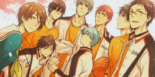 Kuroko no Basket Saison 3, Actu Japanime, Japanime, Production IG, Tadatoshi Fujimaki,