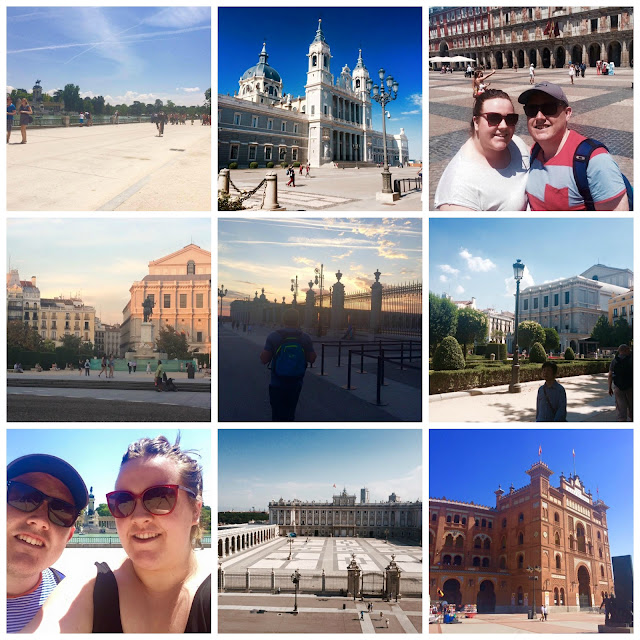 madrid things to do in madrid fiance travel travel blogger blogging spain royal palace of madrid catherdral almudena