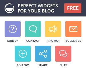Gadgets para blog
