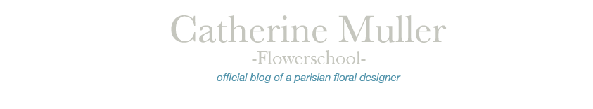 Flower School Catherine Muller