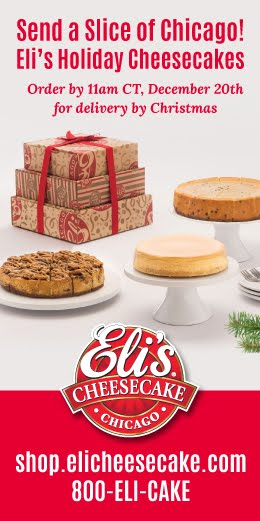 Give Eli's today!