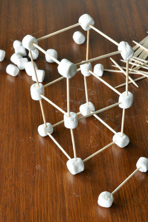It is a graphic of Smart Building With Toothpicks and Marshmallows Printable