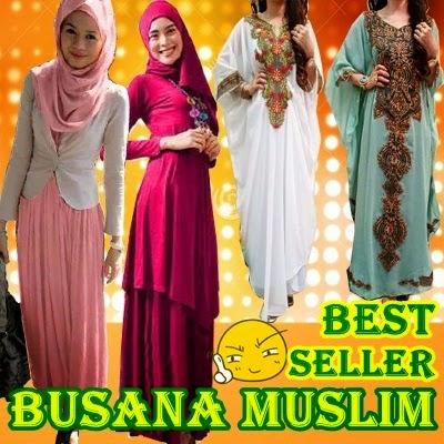 Fashion Muslimah Murah