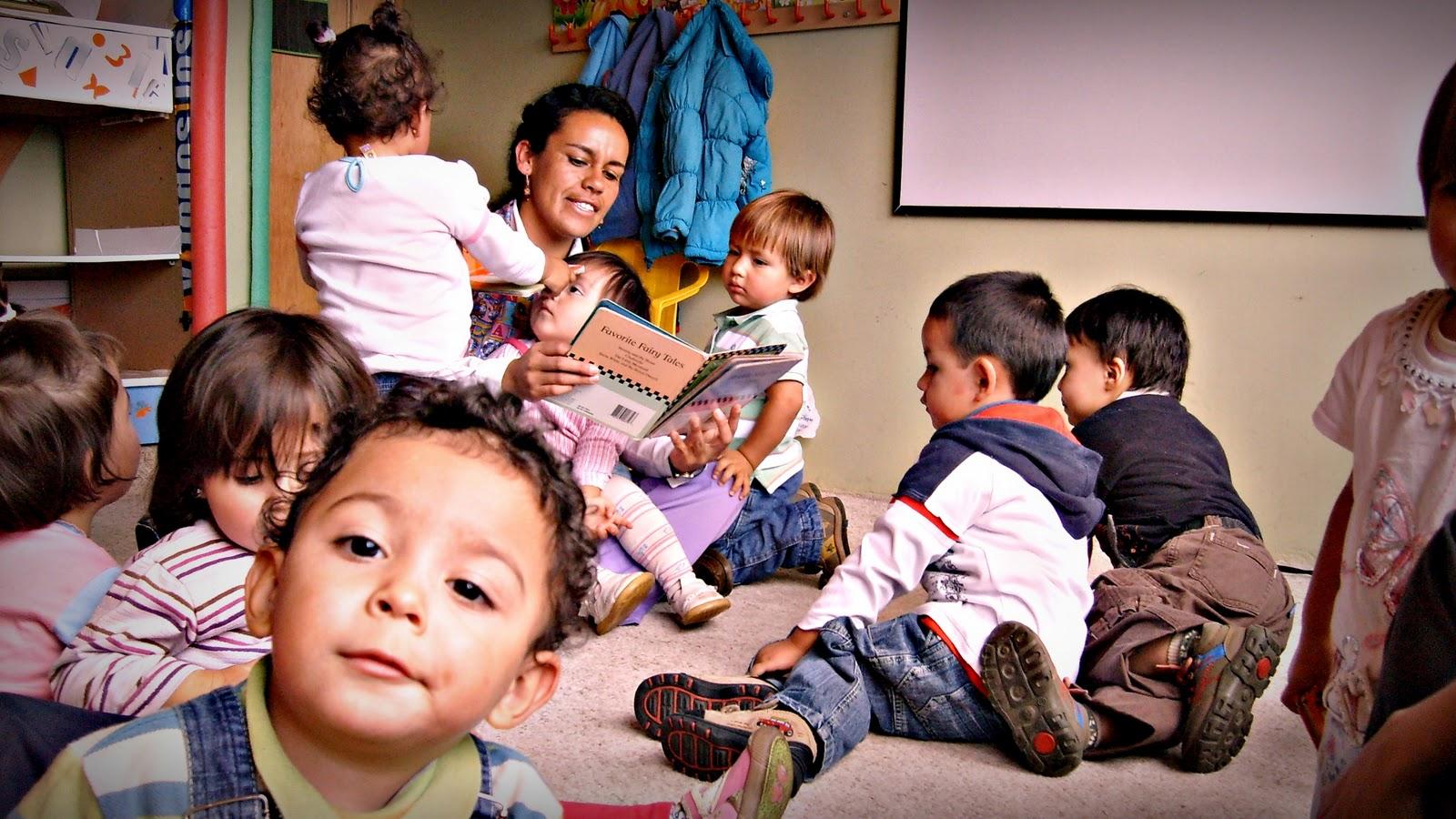 Jardin infantil los peque os muppet 39 s for Jardin infantil