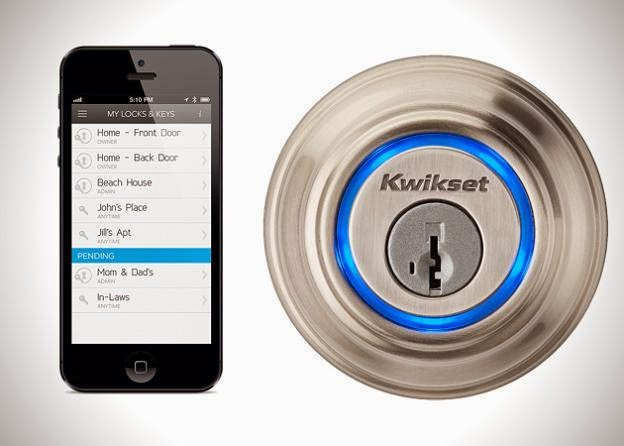 Smart Door Locks, Doorbells and Door Lock Apps (11) 4