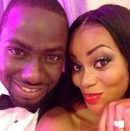 chris attoh met wife elevator