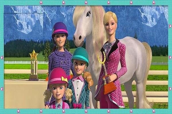 Regarder un film de barbie et ses s urs au club hippique 2013 films de barbie princesses - Telecharger barbie le secret des sirenes 2 ...