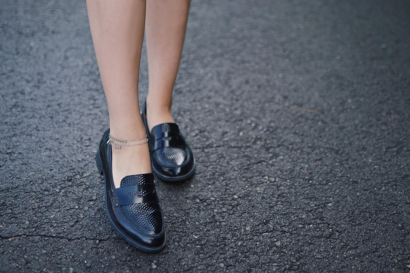 Hanneli Mustaparta Deichmann loafers