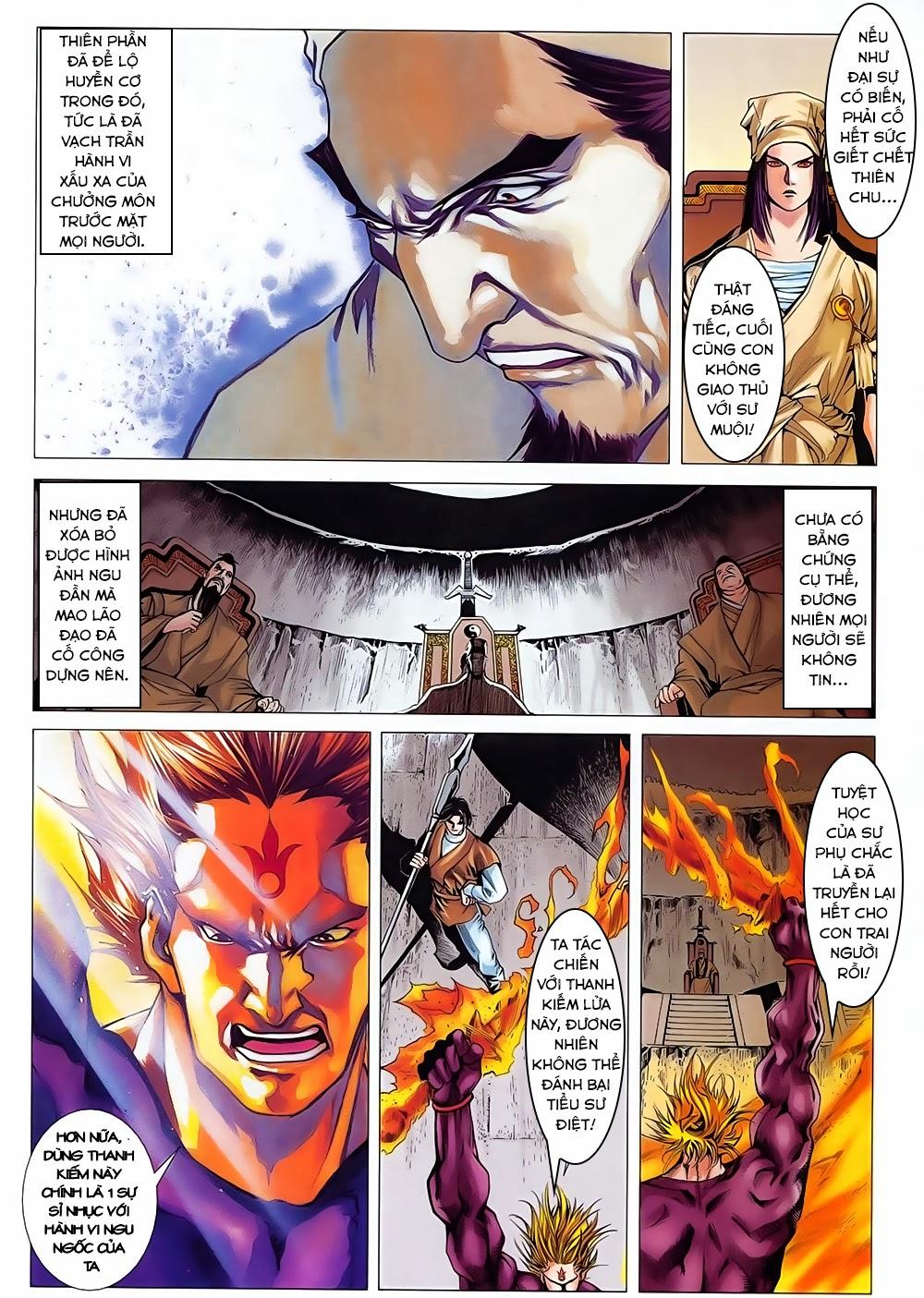 Lục Đạo Thiên Thư chap 31 - Trang 6