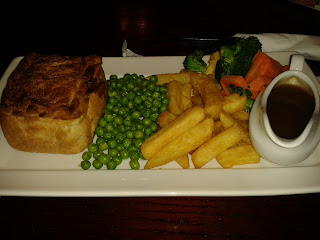Wetherspoon Steak Pie
