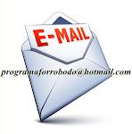Mande seu email para o Programa
