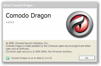 Comodo Dragon Internet Browser 24.0