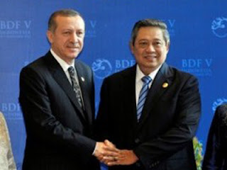 Erdogan dan SBY
