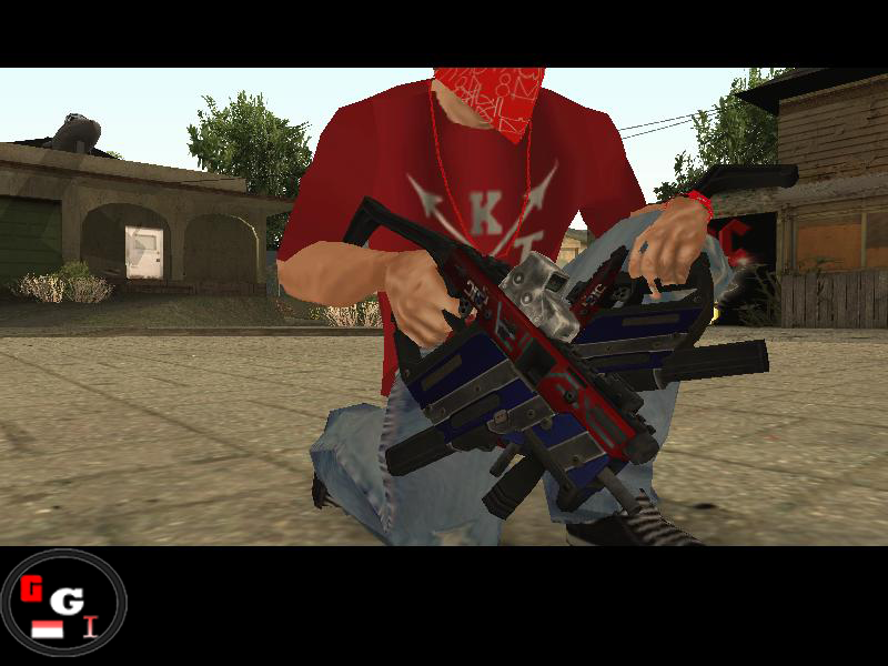 Kriss Super V IC [Weapon]