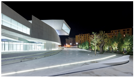 Architectural media design architecture featured in for Architectural design issues