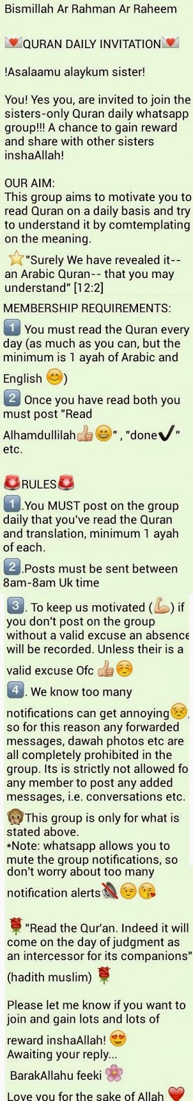 whatsapp rules for a group