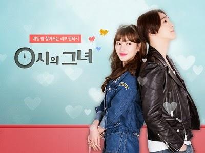 Midnight's Girl, Nam Tae Hyun, Seo Min Ji