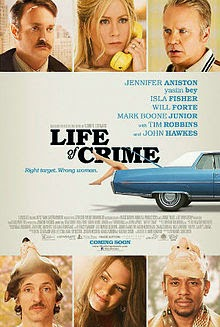 Life of Crime (2014) Hollywood Movie Poster