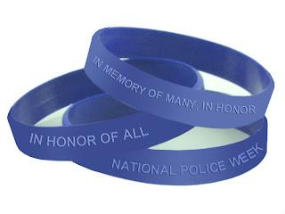 National Police Awareness Wristband