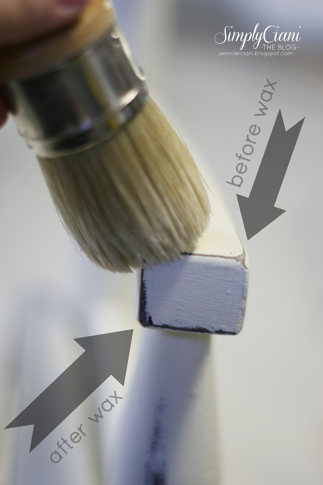 step by step annie sloan chalk paint tutorial simply ciani
