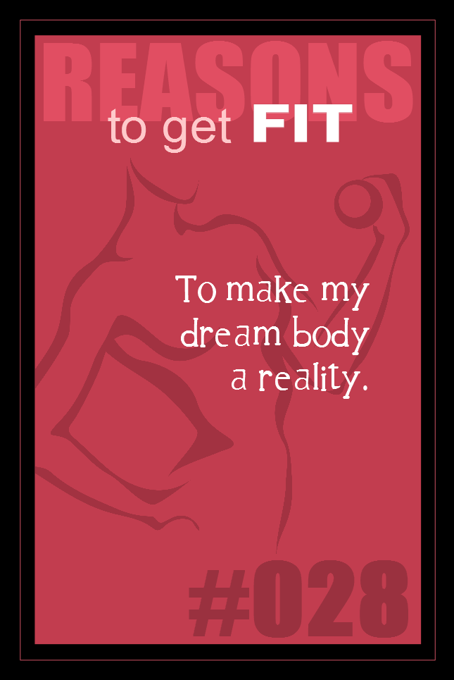 365 Reasons to Get Fit #028