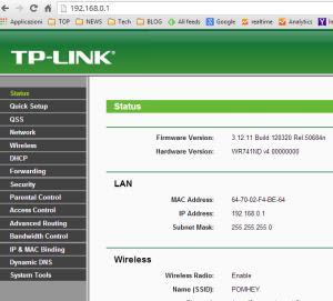 come usare un nuovo router