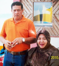 my beloved mak & abah....
