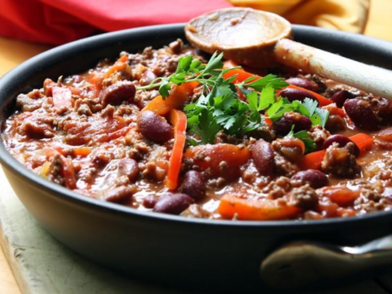 Skillet Chili Con Carne