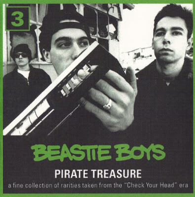 Beastie Boys ‎– Pirate Treasure Chapter 3 (CD) (1999) (320 kbps)