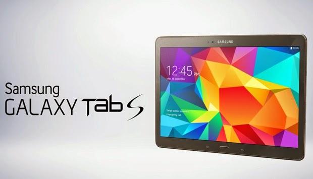 harga fitur Spesifikasi Tablet Samsung Galaxy Tab S 10.5