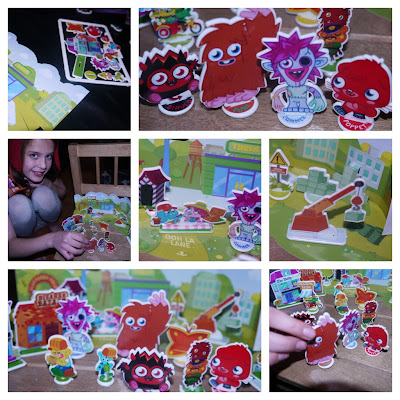 moshi monsters, cartoon stripz