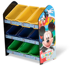 Disney Storage Rack
