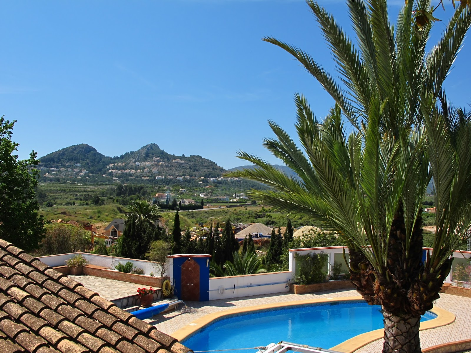 Holiday house with pool in Costa Brava in Lloret de Mar (Spain)