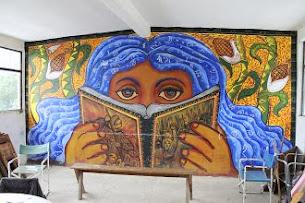 Prenez des cours de langues à l'école Zapatiste de Oventik
